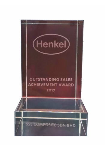 2017 Outstanding Sales Achievement Award