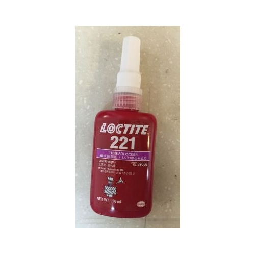 Loctite 221 Threadlocker