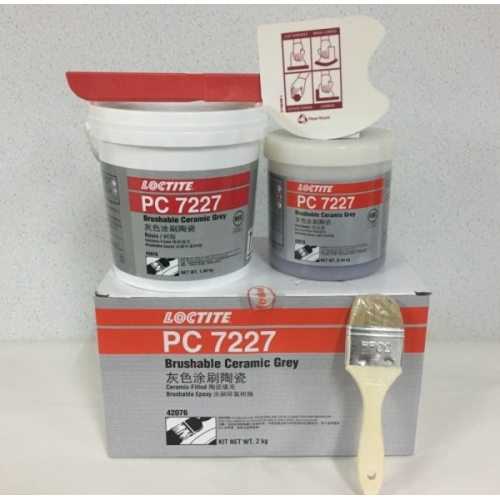 Loctite PC 7227 Brushable Ceramic Grey Coating