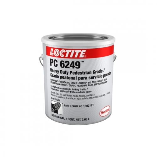 Loctite PC 6249 Heavy Duty Pedestrian Grade Anti Slip Coating (Grey)