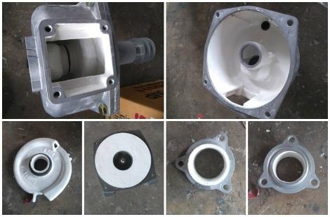 Apply Loctite Nordbak Brushable Ceramic Coating for Pabool Pump