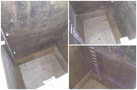 FRP Lining for Sump Tank