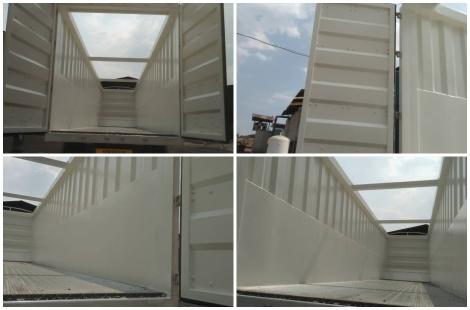 Loctite Ceramic Coating for Lorry Container