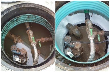 Loctite In-situ Sump Tank Repair